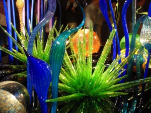 Chihuly at the de Young - The Garden