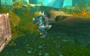 Guild Wars - Gargoyle