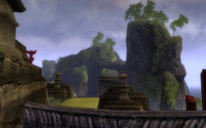 Guild Hall View