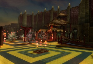 Guild Wars Festival, Dragon Arena, April 2009