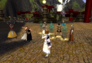 Guild Wars, Guild Hall Party, April 2009