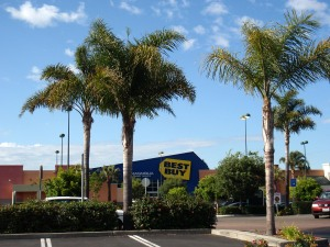 Best Buy, Ravenswood 101 Shopping Center, June 2009